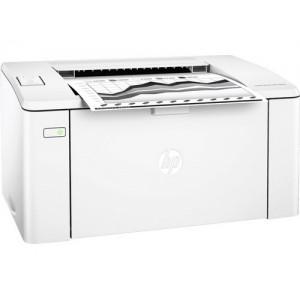 HP LaserJet Pro M102a (G3Q34A) A4 Black and White Laser Printer - 600x600dpi 22 แผ่น/นาที
