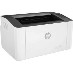 HP Laser 107w (4ZB78A) A4 Black and White Laser Printer - 600x600dpi 20ppm