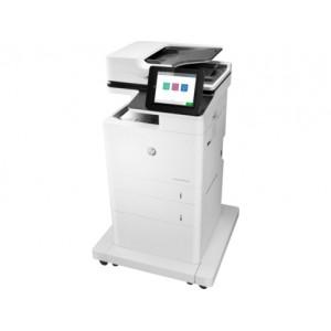 HP LaserJet Enterprise MFP M635fht (7PS98A) Network Multifunction Printer - 1200x1200dpi 61 แผ่น/นาที