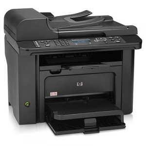 HP M1536dnf LaserJet Pro Multifunction Printer - 600x600X2dpi 25 แผ่น/นาที