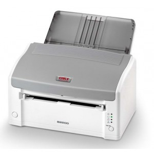 OKI B2200 LED Printer - 1200x600dpi 20 แผ่น/นาที