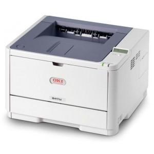 OKI B411d LED Printer - 1200x1200dpi 33 แผ่น/นาที