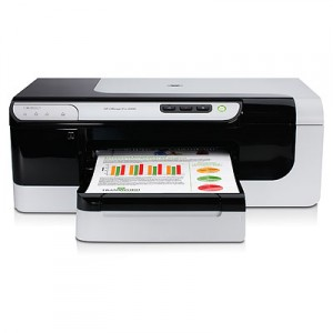 HP Officejet Pro 8000 Printer - 4800x1200dpi 34 แผ่น/นาที