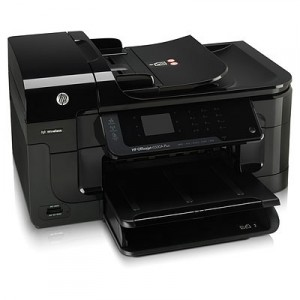 HP Officejet 6500A Plus e-All-in-One Printer - 4800x1200dpi 31 แผ่น/นาที