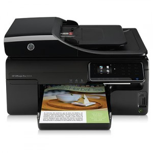 HP Officejet Pro 8500A e-All-in-One Printer - 4800x1200dpi 34ppm