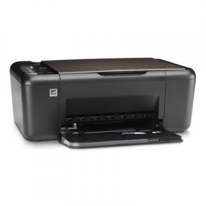 HP Deskjet 1050 All-in-One Printer - J410a - 4800x1200dpi 12 แผ่น/นาที