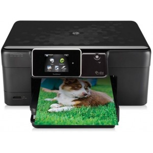 HP B210a Photosmart Plus e-All-in-One Printer - 9600x2400dpi 30 แผ่น/นาที