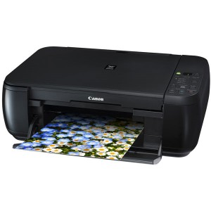 Canon PIXMA MP287 Photo All-In-One InkJet Printer - 4800x1200dpi 4.8ipm