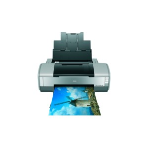 Epson Stylus Photo 1390 (A3 Size) Inkjet Printer - 5760x1440dpi 15 แผ่น/นาที