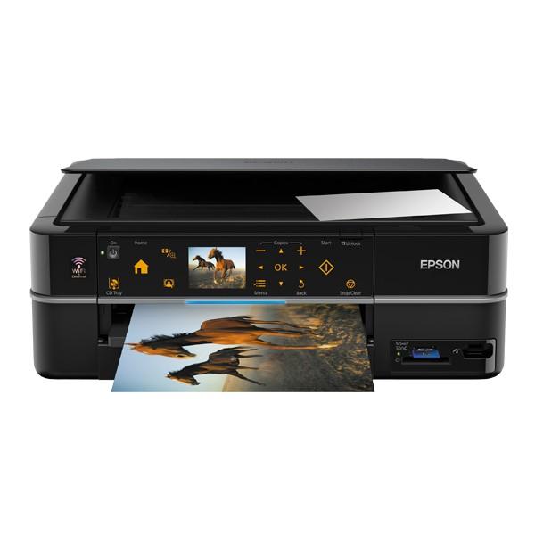 Epson Stylus Photo Tx720wd No Fax Multifunction Printer