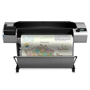 HP Designjet T1300 PostScript ePrinter (CR652A) Large Format Printer 44-inch