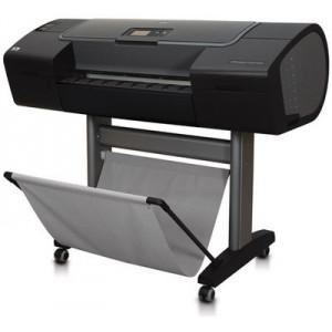 HP DesignJet Z2100 Photo Printer (Q6675C) Large Format Printer 24 นิ้ว