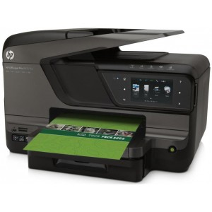 HP Officejet Pro 8600 Plus - N911g (CM750A) Wireless e-All-in-One Printer - 4800x1200dpi 16 แผ่น/นาที