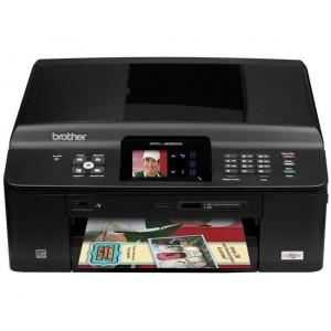 Brother MFC-J625DW Wireless Compact InkJet Multifunction Printer - 1200x6000dpi 27ppm