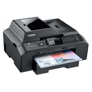 Brother MFC-J5910DW Wireless Professional InkJet Multifunction Printer - 1200x6000dpi 27ppm