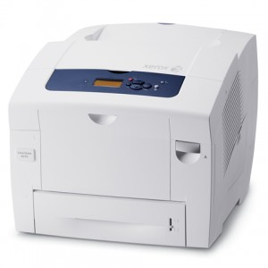 Fuji Xerox ColorQube 8570 Solid Ink Duplex Network Color Laser Printer - 2400 FinePoint 40 แผ่น/นาที