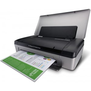 HP Officejet  L411a Mobile Printer (CN551A)  - 600x600dpi 18 แผ่น/นาที