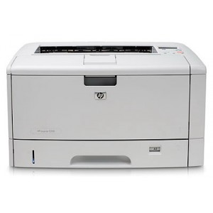 HP 5200 A3 LaserJet Printer 1200x1200dpi 35 แผ่น/นาที