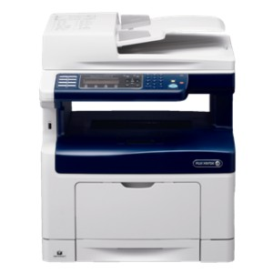 Fuji Xerox DocuPrint M355df Mono MultiFunction Printer (Print/Scan/Copy/Fax/Duplex) - 1200x1200dpi 35 แผ่น/นาที
