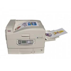 OKI ProColor C910 WT (A3-Size) Duplex Network Color Laser Printer - 1200x600dpi 31ppm