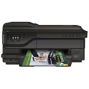 HP Officejet 7610 (CR769A) A3 Wide Format Wireless e-All-in-One Printer - 4800x1200dpi 29 แผ่น/นาที