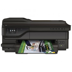 HP Officejet 7610 (CR769A) A3 Wide Format Wireless e-All-in-One Printer - 4800x1200dpi 29ppm