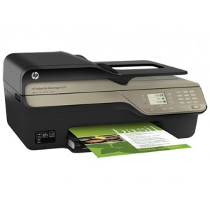 HP Deskjet Ink Advantage 4625 (CZ284B) e-All-in-One Printer - 4800x1200dpi 22ppm