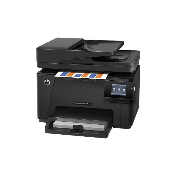 Hp M177fw Cz165a Color Laserjet Pro Multifunction