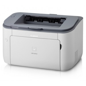Canon Laser Shot LBP6200d Mono Laser Printer - 600x600dpi 25ppm