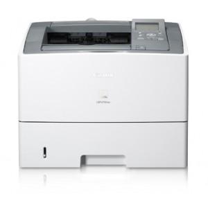 Canon Laser Shot LBP6750dn Mono Laser Printer - 600x600dpi Duplex / Network 40 แผ่น/นาที
