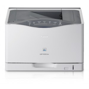 Canon LASER SHOT LBP9100Cdn A3 Size Color Laser Printer - 9600x600dpi Duplex / Network 20 แผ่น/นาที