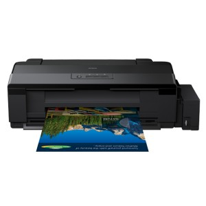 Epson L1800 A3 Size Ink Tank System Photo Printer - 5760 x 1440 dpi 15 แผ่น/นาที