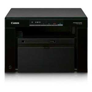 Canon imageCLASS MF3010 (Print-Scan-Copy) Mono Laser MultiFunction Printer  - 600x600dpi 18ppm