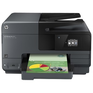 HP Officejet Pro 8610 (A7F64A) e-all-in-one Printer - 4800x1200dpi 31ppm