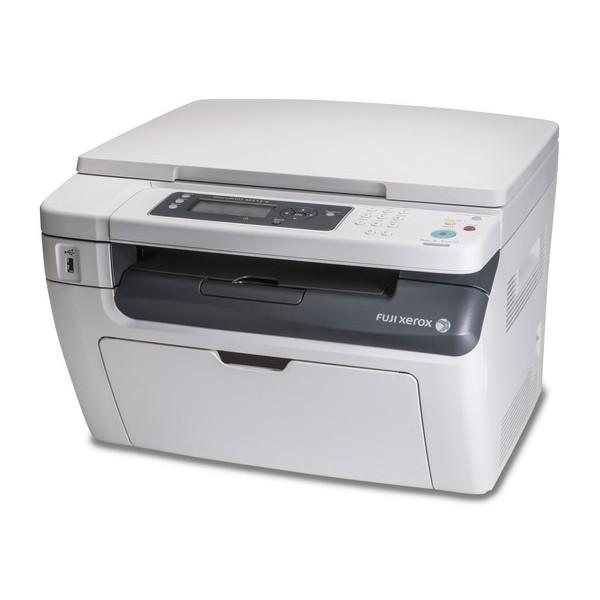 Fuji Xerox M215B Multifunction Printer - 1200x1200dpi 24ppm