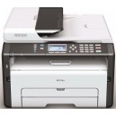 Ricoh Aficio SP 213SFNw Wireless Black and White Multifunction Laser Printer - 600x600dpi 22ppm