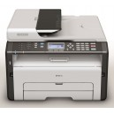 Ricoh Aficio SP 211SF Black and White Multifunction Laser Printer - 600x600dpi 22ppm