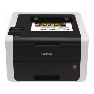 Brother HL-3150CDN Network Color Laser Printer 2400x600 dpi 18 แผ่น/นาที