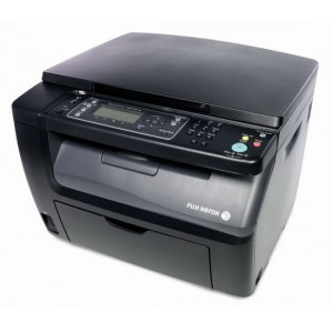 Fuji Xerox DocuPrint CM115 w Colour Multifunction LED Printer - 1200x2400dpi 10 แผ่น/นาที