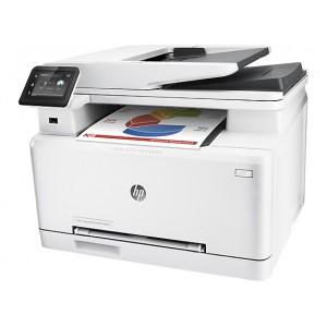HP MFP M277n (B3Q10A) Color LaserJet Pro Multifunction Printer Resolution - 600x600dpi 18 แผ่น/นาที