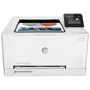 HP M252dw (B4A22A) Wireless Color LaserJet Pro 200 Printer - 600x600dpi 19 แผ่น/นาที