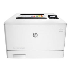 HP LaserJet Pro M452dn (CF389A) Network Color Laser Printer with Duplex Print - 600x600dpi 27 แผ่น/นาที