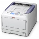 OKI C831n (A3-Size) Network Color Laser Printer - 1200x600dpi 20 แผ่น/นาที