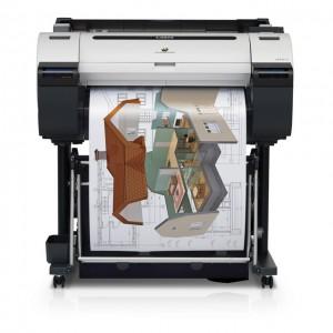 "Canon imagePROGRAF iPF671 A1 24"" Large Format Inkjet Printer"