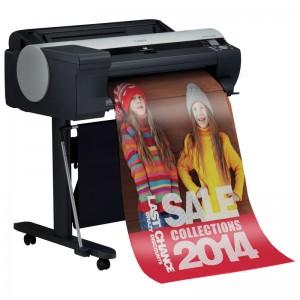 "Canon imagePROGRAF iPF6410SE A1 24"" Large Format Inkjet Printer"