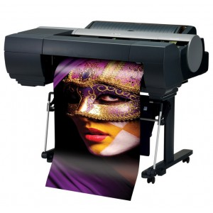 "Canon imagePROGRAF iPF6410 A1 24"" Large Format Inkjet Printer"