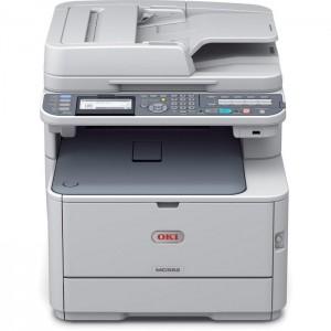 OKI MC562dn Duplex Network Color Laser Multifunction Printer - 1200x600dpi 26 แผ่น/นาที