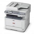 OKI MB491dn Duplex Network Mono Laser Multifunction Printer - 1200x1200dpi 40ppm