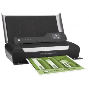 HP Officejet 150 Mobile All-in-One Printer - L511a (CN550A)  - 600x600dpi 18ppm