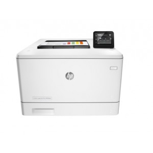 HP LaserJet Pro M452dw (CF394A) Wireless Network Color Laser Printer - 600x600dpi 27 แผ่น/นาที